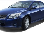 Toyota releases 2007 Corolla in Japan