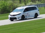 Toyota Sienna SE+, 2016 One Lap of America