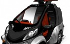 Toyota 'Smart INSECT': Tiny Single-Seat Electric Car Updated