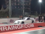 Toyota Supra runs the quarter mile in 6.05 seconds at 240 mph