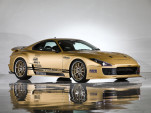 Toyota Supra with V-12 conversion by Top Secret - Image via BH Auction