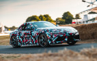 New Toyota Supra rigid as Lexus LFA, likely final sports car without electrification