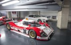 Toyota's Prototype History At Le Mans: Gallery