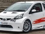 Toyota UK reveals Aygo 'Crazy' concept