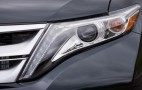 2013 Toyota Venza Teased: 2012 New York Auto Show
