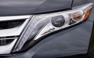2013 Toyota Venza: Preview