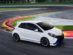 Toyota Yaris Hybrid-R Concept: 2013 Frankfurt Auto Show (Video)
