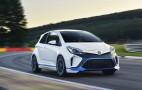 Not For Us: Toyota Yaris Hybrid-R Concept Fully Revealed For Frankfurt