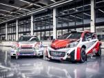 Toyota Yaris WRC prototype