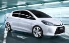 Toyota Yaris HSD Concept: 2011 Geneva Motor Show