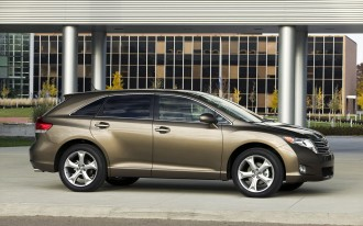 Toyota to Display Tricked-Out Venzas at SEMA