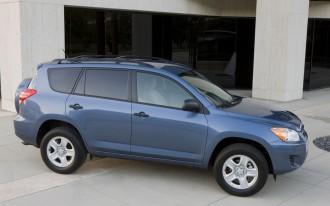 In The Works: Toyota RAV4 Hybrid