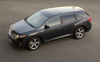 2009 Toyota Venza, 2010 Lexus RX Named Top Safety Picks