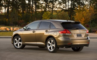 Second Drive: 2009 Toyota Venza