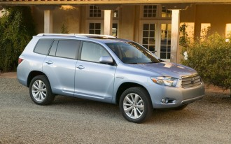 Toyota Highlander Hybrid Lexus Rx 400h Is 350 Gs Recalled