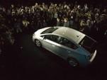 2010 Toyota Prius at 2009 Detroit auto show