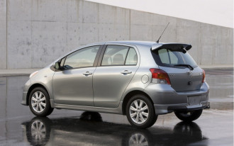 2009 Toyota Yaris: No Hybrid, No Diesel, No Hypermiling, Yet 41 MPG!