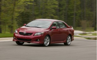 NHTSA Clears Toyota Corolla On Steering Issues