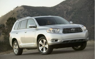 2010 Highlander Is Toyota's 12th North American-Built Model