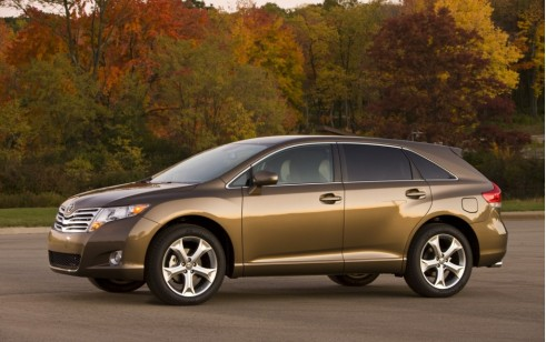 2010 toyota venza vs honda accord crosstour nissan murano. Black Bedroom Furniture Sets. Home Design Ideas
