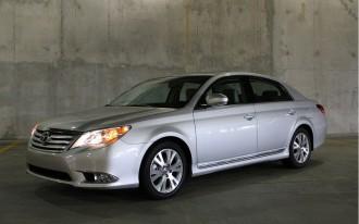 2011 Toyota Avalon: First Drive