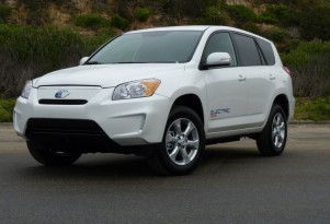 2012 Toyota RAV4 EV Prototype: First Drive