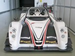 Toyota electric race car prototype live photos - Copyright High Gear Media