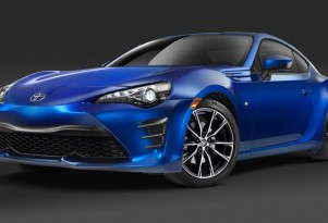 2017 Toyota 86 will be $950 more than outgoing FR-S