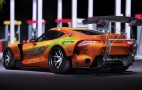 'The Fast and the Furious' liveries applied to modern equivalents still look good