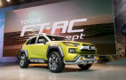 Toyota FT-AC off-road concept debuts at 2017 LA Auto Show