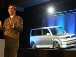 Toyota President Jim Lentz 2006
