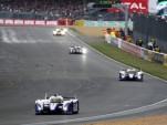 Toyota's TS030 hybrid was quick in the early going - Toyota Racing photo