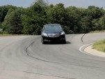 Track testing the Chevy Malibu Turbo