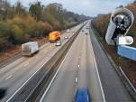 Traffic Camera on Britain's M3
