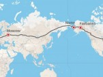 Russia proposes superhighway linking New York and London