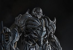 'Transformers: The Last Knight' concept art - Megatron