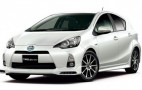 2012 Toyota Prius C Gets TRD And Modellista Enhancements In Japan