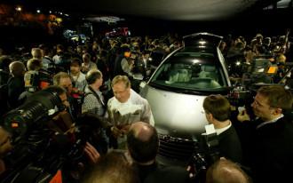 Chrysler Design Shifts Gears