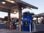 True Zero hydrogen fueling pump, run by First Element Fuels, opened in Thousand Oaks, CA, Mar 2018