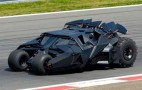 Tumbler Batmobile Spotted On Set Of The Dark Knight Rises