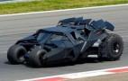Tumbler Batmobile Spotted On Set Of The Dark Knight Rises