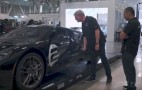 Take a peek at the Ford GT production line thanks to Turn 10 Studios