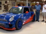 Twin-engined 2002 MINI Cooper on Jay Leno's Garage.