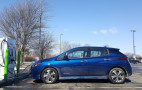 2018 Nissan Leaf electric car: four-day winter road-trip review