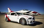 Ford Rolls Out Custom 2014 Mustang GT In Support Of EAA Young Eagles