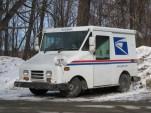 "U.S. Postal Service Grumman ""Long Life Vehicle"""