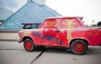 Collector on mission to recover U2 Trabants
