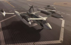 Uber shows off its new flying taxi prototype