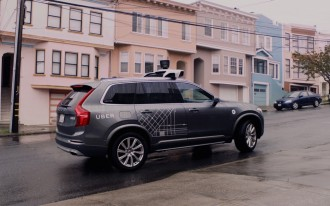Good news, bad news for Uber and its self-driving cars