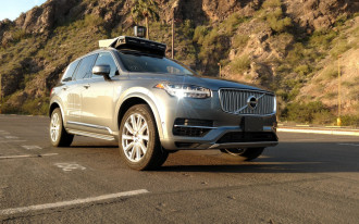 Family of pedestrian killed by self-driving Uber test car files $10M claim against city
